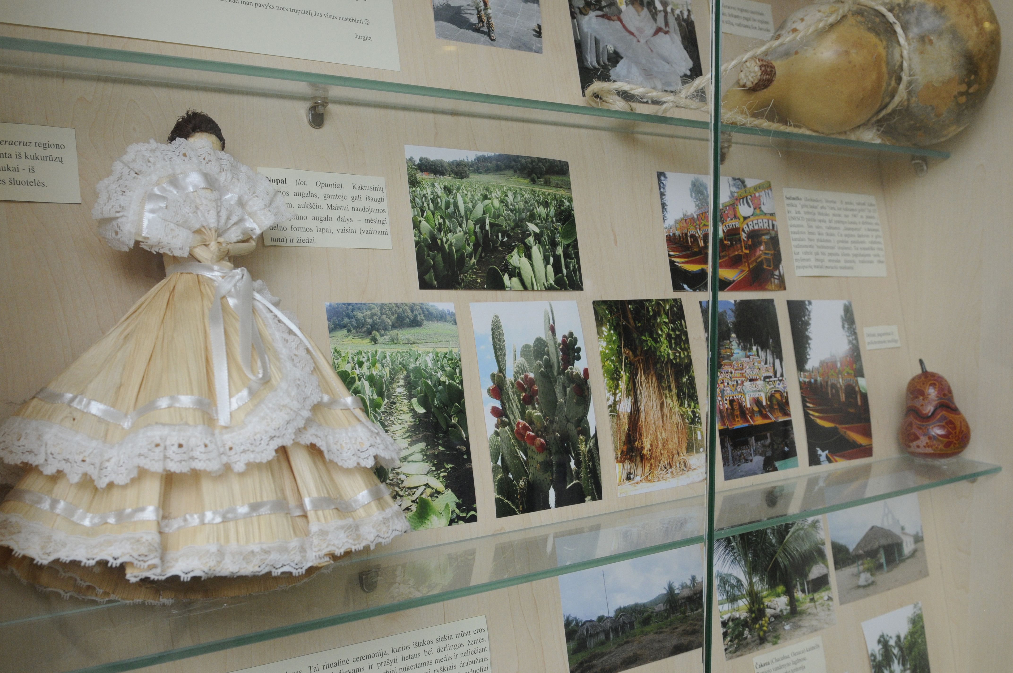 Mysterious Mexico Photo Exhibition In The Library Presenting Impressions Of The Trip To Mexico By Librarian J Kukytė Mexico Travel Hanukkah Wreath Photo