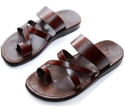 edf39719d9bb Amazon.com  Shepherd s Field Style II - Camel Shoemaker Unisex Outdoor Leather  Biblical (Jesus - Yashua) - Sandals from the Holy Land  Shoes