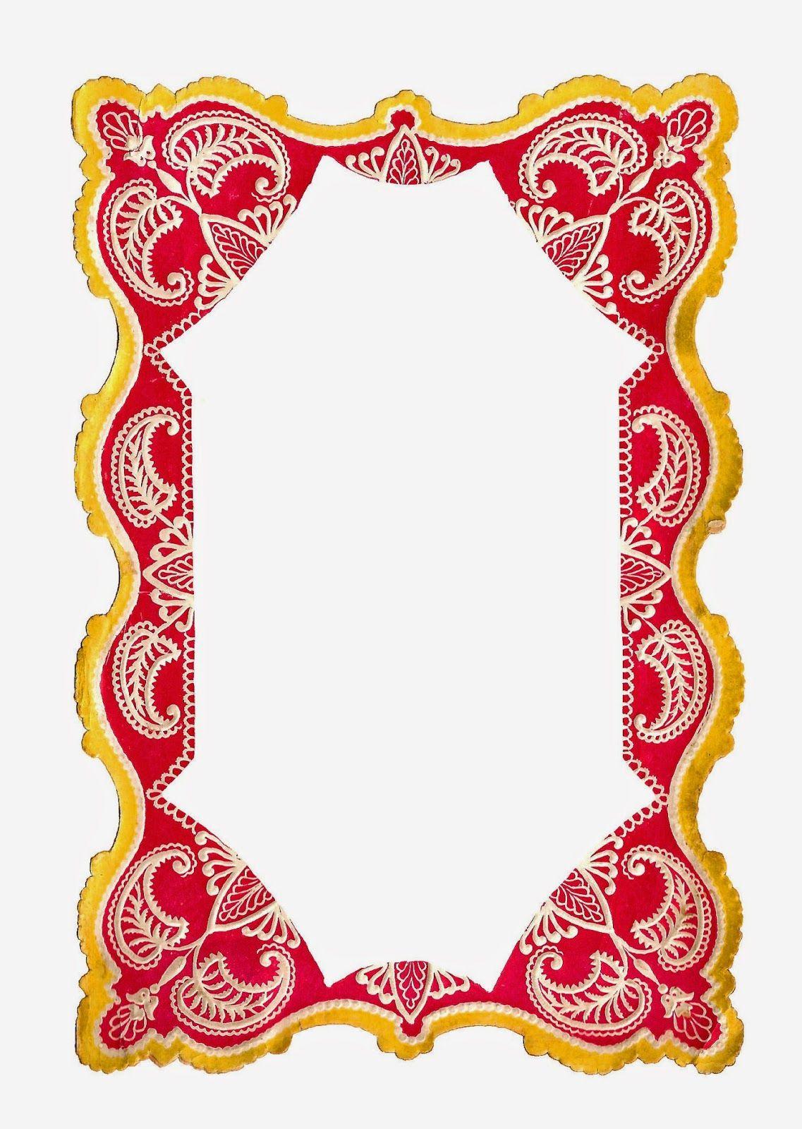 Antique Images: frame clip art   frame design   Pinterest   Clip art ...