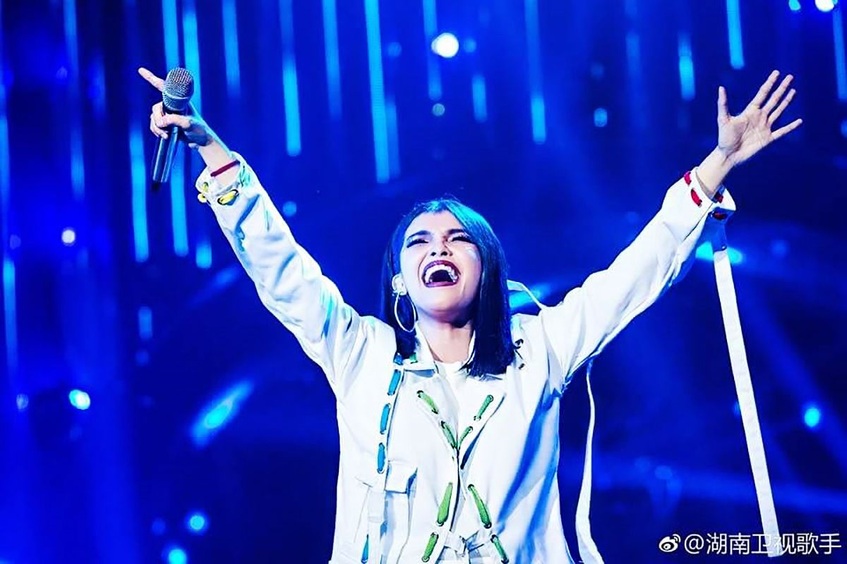 KZ Tandingans BF Proud Of Her For Beating Jessie J In Singing Contest