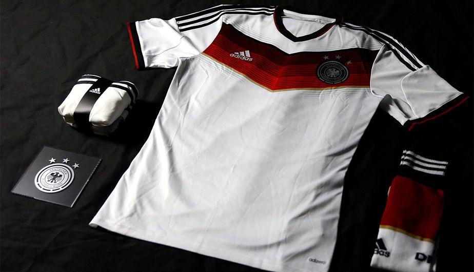 camiseta adidas seleccion alemana