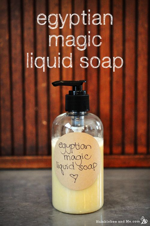 Egyptian Magic Liquid Soap   Soaps and Such   Liquid soap