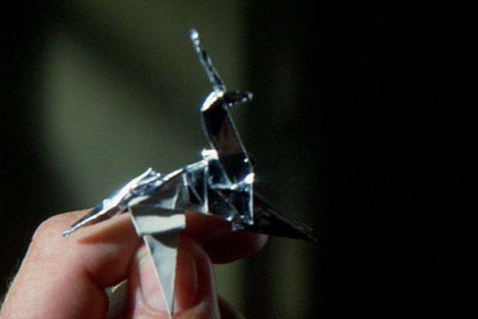 Blade Runner Origami Unicorn Pin: Pin By Betty Finnk On BLADE RUNNER