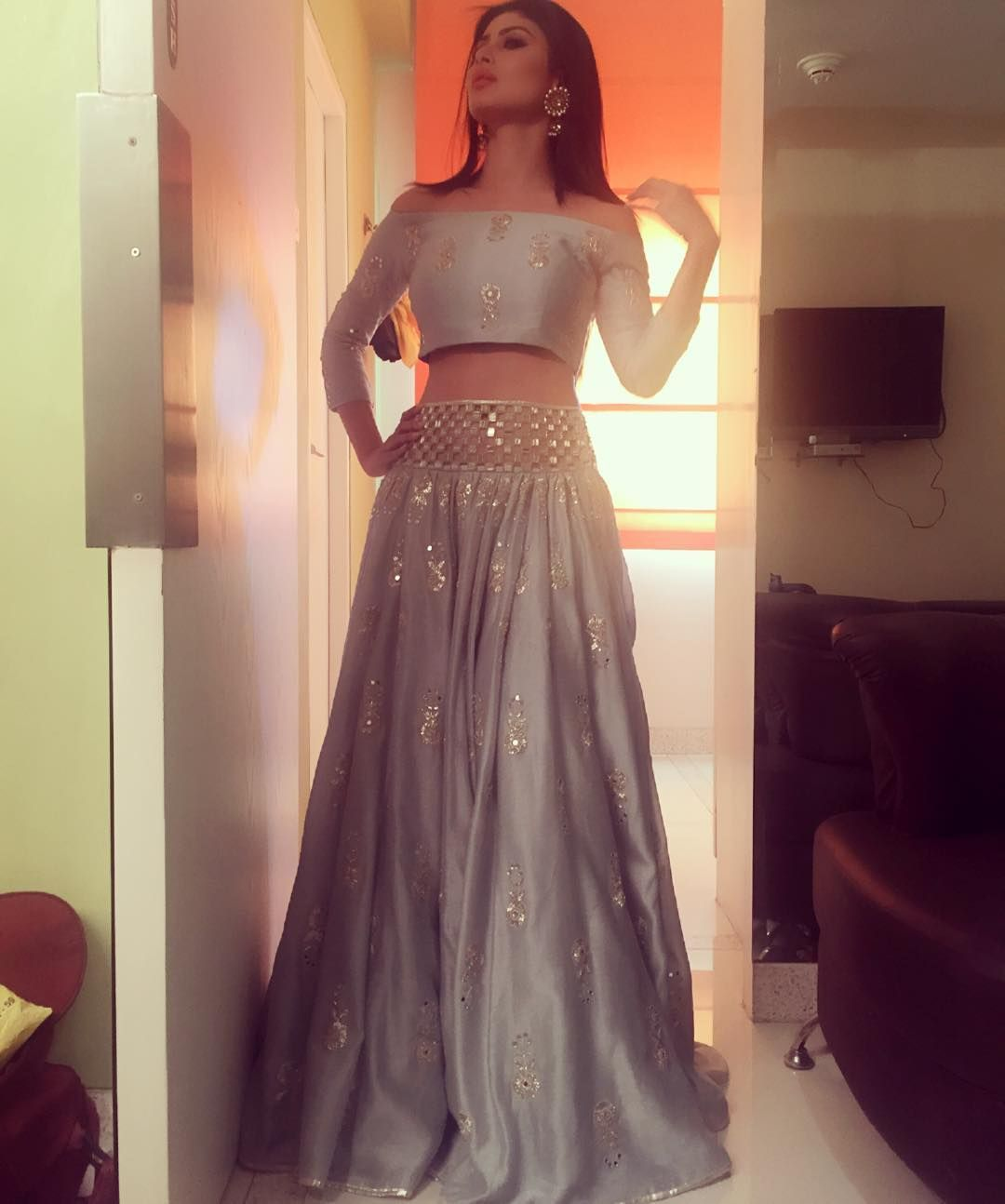 outfits thatull make you want to follow mouni roy on instagram