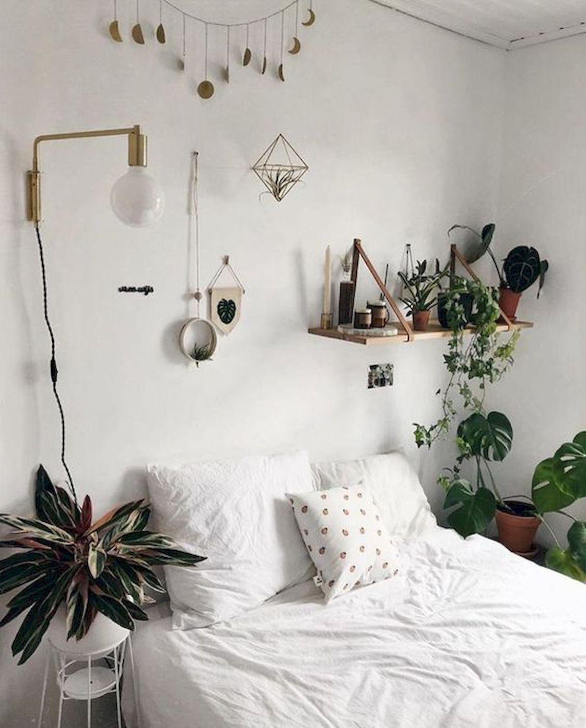 40 Minimalist Bedroom Ideas: 40 Awesome Artsy Bedroom Decor Ideas