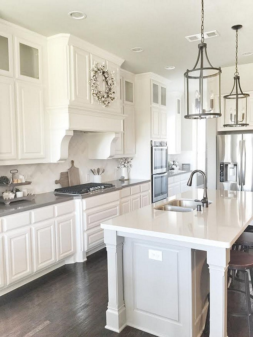Love this kitchen island lighting ideas dream home
