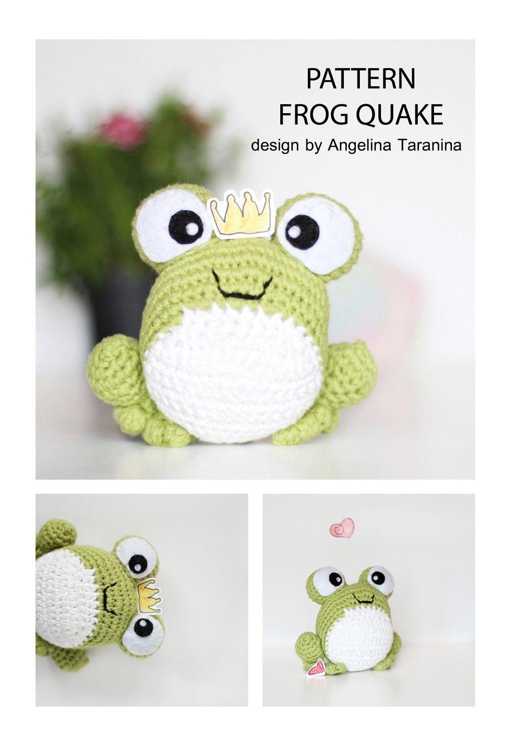 Frog – Amigurumi Patterns   1489x1021
