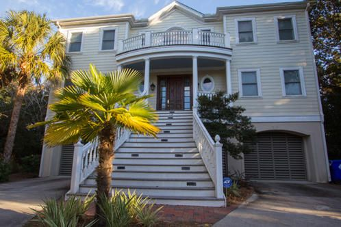 Wild Dunes - IOP Vacation Rental House Near Beach: Beachwood West 10 | Island Realty