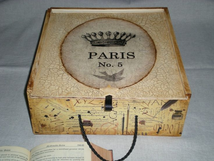 Pin de rosalba saldarriaga en Cajas de madera Pinterest Cajas de