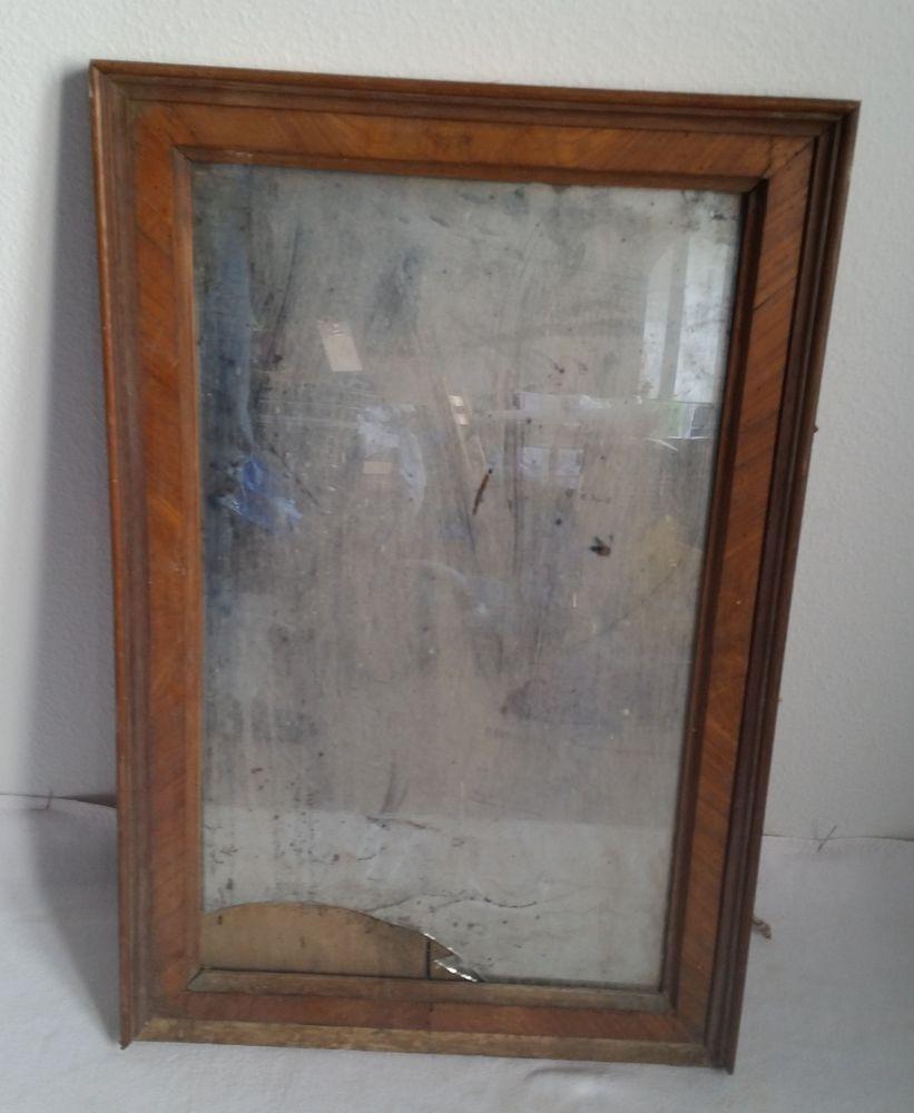 Details zu Rahmen Spiegelrahmen Bilderrahmen Holz vergoldet antik ...