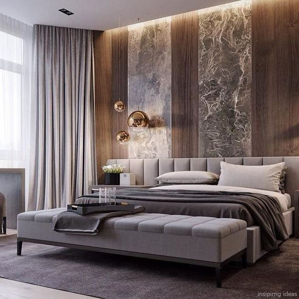 Best 98 Rustic Master Bedroom Decoratng Ideas Luxurious 400 x 300