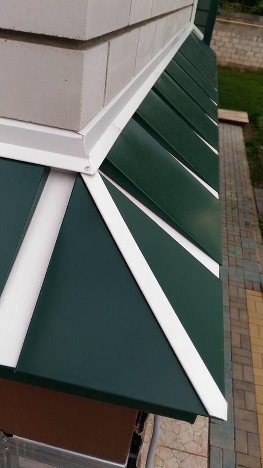 Pin Ot Polzovatelya Grega Na Doske Metal Roofs Of The World Stroitelstvo Dom Naves