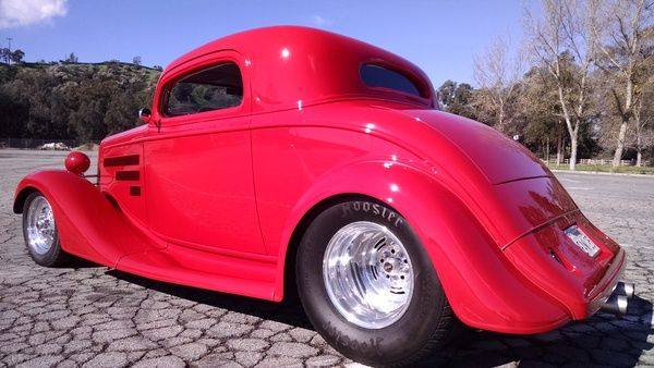 1933 Chevy 3 Window | Virtual Car Show | Hot cars, Hot rods
