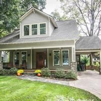 501 Atherton St, Charlotte, NC 28203, $709,000, 4 beds, 3.5 baths, 3192 sq ft For more information, contact Libby Gonyea, Helen Adams Realty - Randolph, 704-975-8513