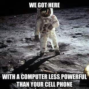 Less power.