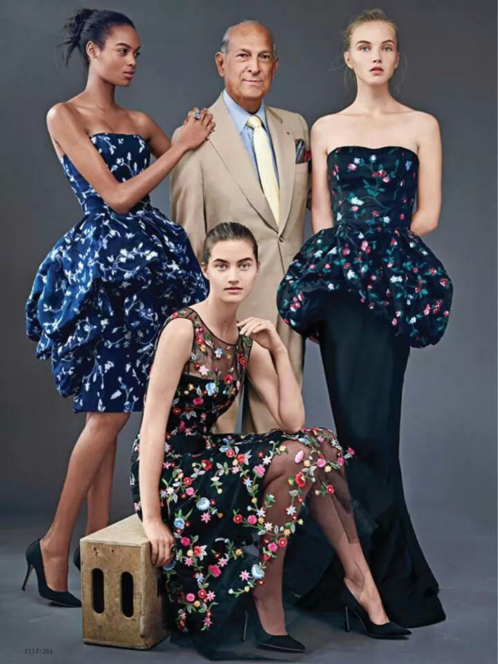 # OSCAR DE LA RENTA IS DEAD AT 82