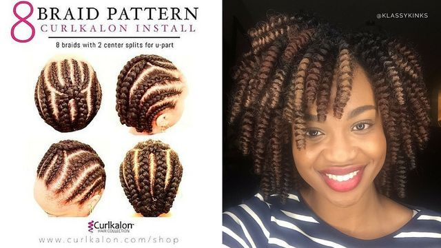 5 Of The Best Crochet Braid Patterns Black Girl With Long Hair