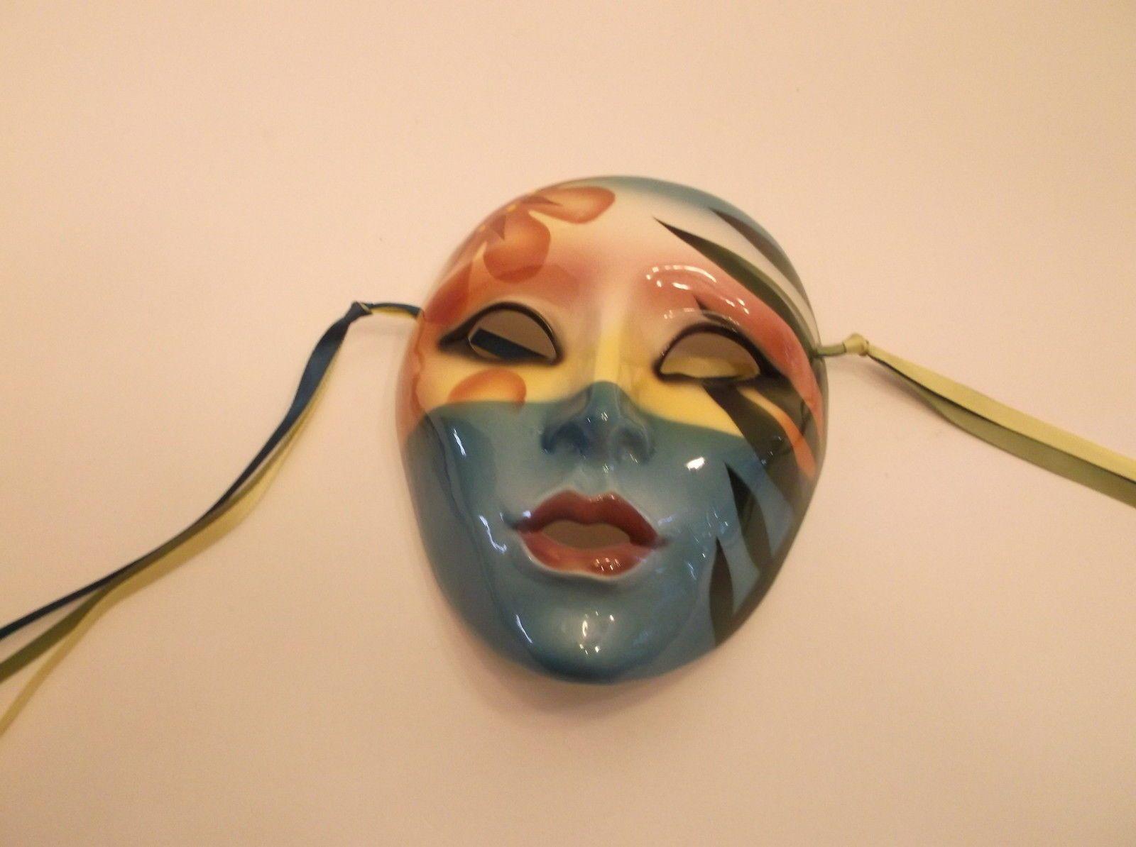 Clay art Mask San Francisco Co. Clay art, Masks