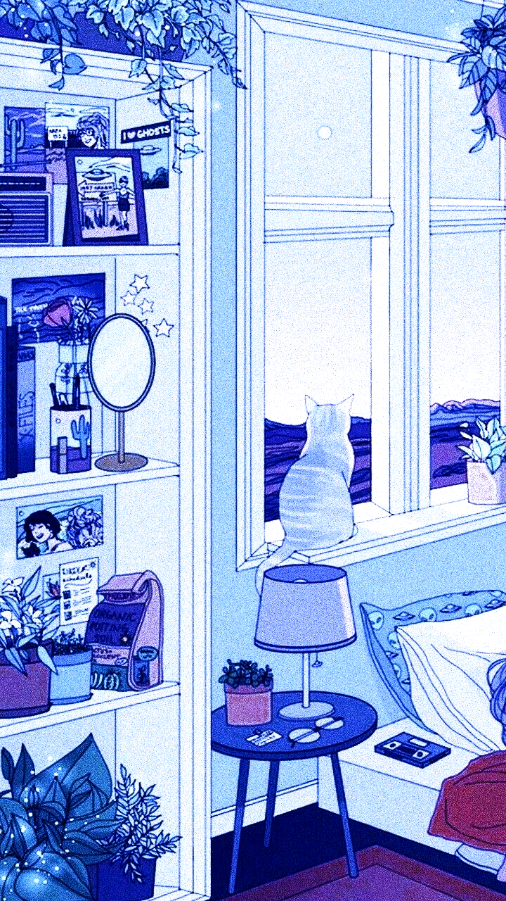 Aestheticwallpaperiphone Wallpapers Minimalistas In 2020 Kawaii Wallpaper Anime Wallpaper Cute Anime Wallpaper