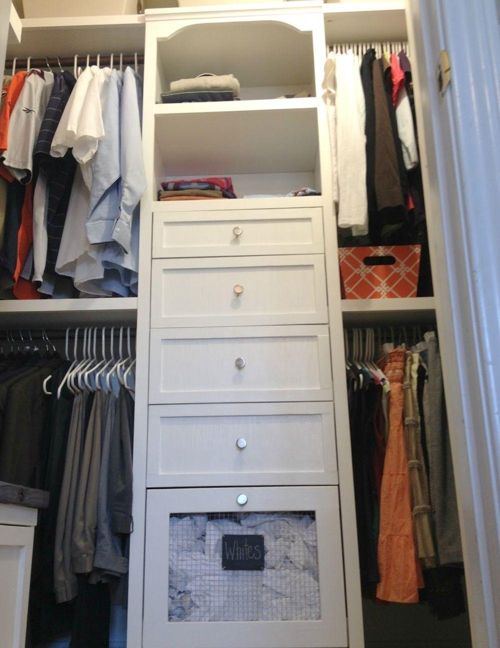 Ideas For Closet Tower With Drawers Closet Renovation Closet Makeover Master Closet