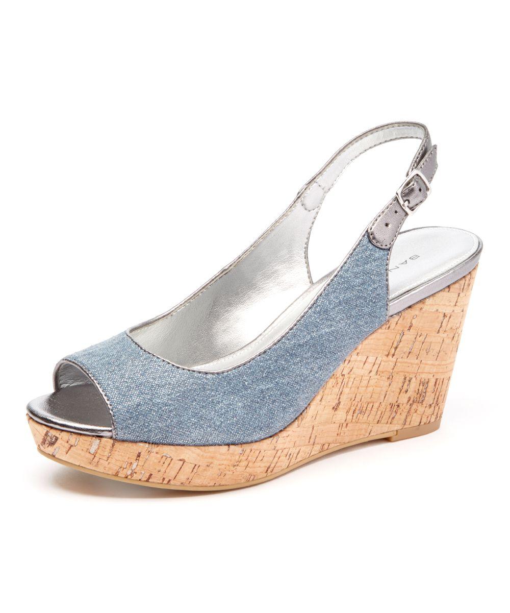 b82acfe415b55b Dark Blue   Pewter Avito Sandal High Heels