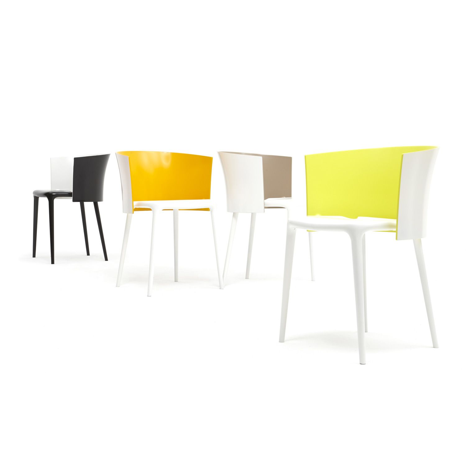 TOG Jono Pek Chair Base by Starck  Chairs  Chairs & Stools