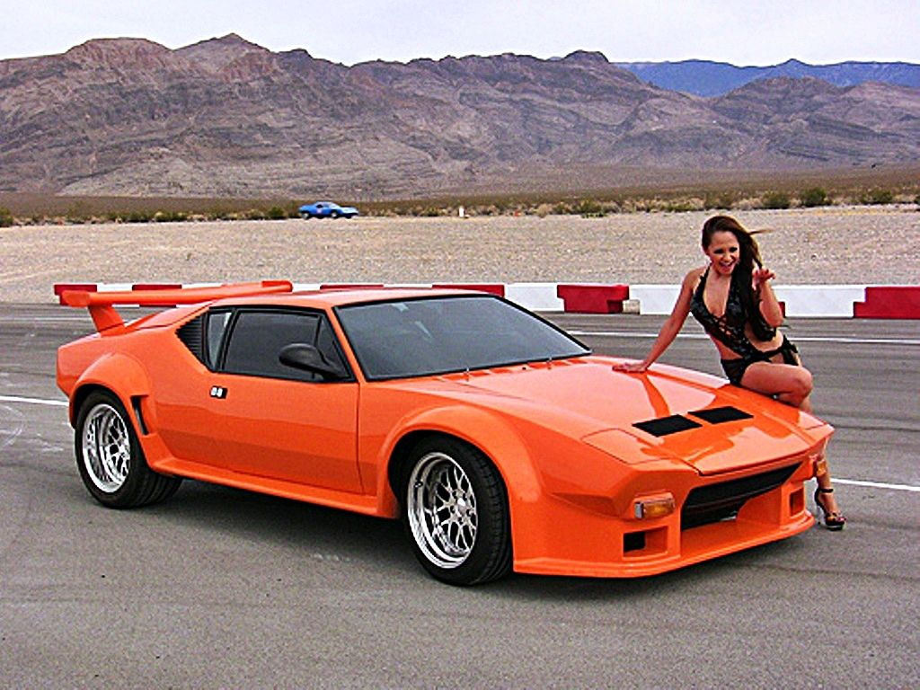 De Tomaso Pantera Gts Old Sports Cars Classic Sports Cars Pantera Car