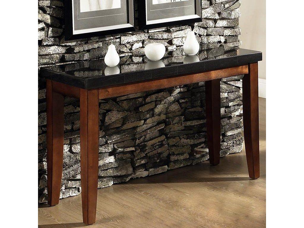 Granite Bello Granite Top Sofa Table by Steve Silver in 2019 ...