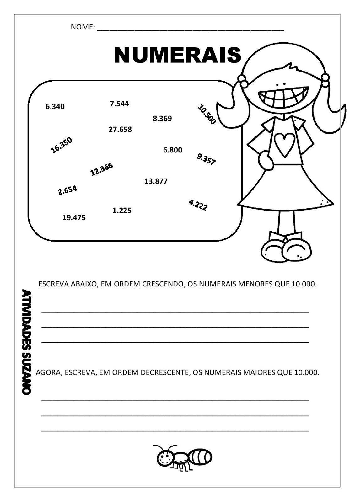 Mat Ordem Crescente Page 001 Jpg 1131 1600 Atividades