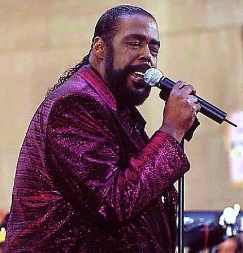 Barry White Died 4th July 2003 Aged 58 Oldies Music Soul Music