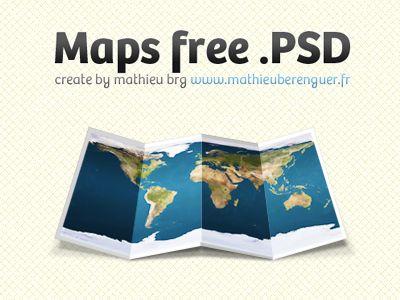 Map Free Psd Free Psd Free Maps Psd Freebies