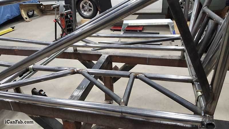 This Is How We Do It Chassis And Roll Cage Engineering Drag Racing Cars For Sale Drag Racing Cars Drag Racing Roll Cage
