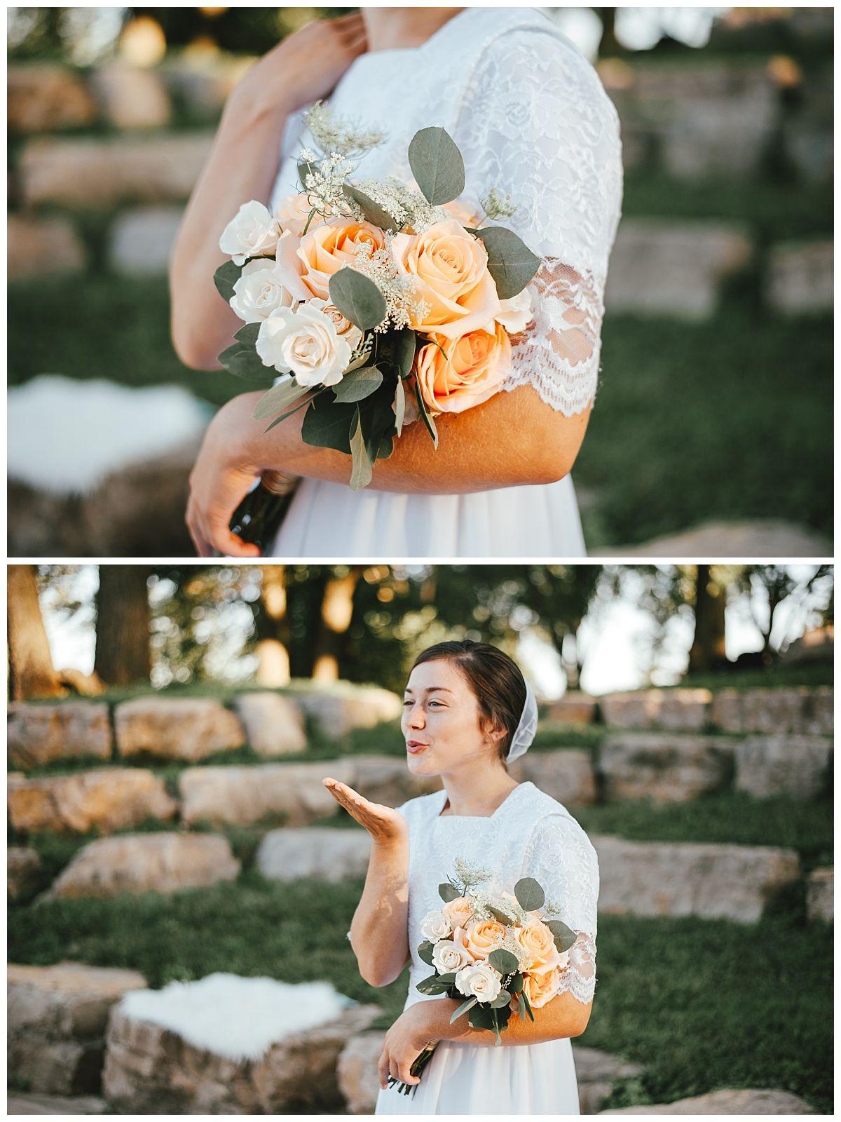 Jay and Rosie Martin Iowa Mennonite Wedding | Conservative ...