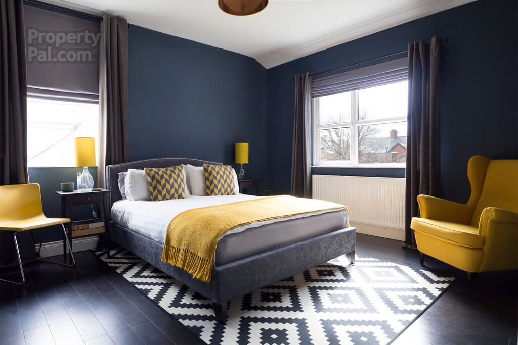 black white and blue bedroom yellow blue black and white bedroom bedrooms in 2019 white bedroom bedroom home 4857