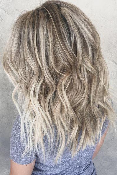 Ice Beige Mane Interest Beige Blonde Hair Hair Styles