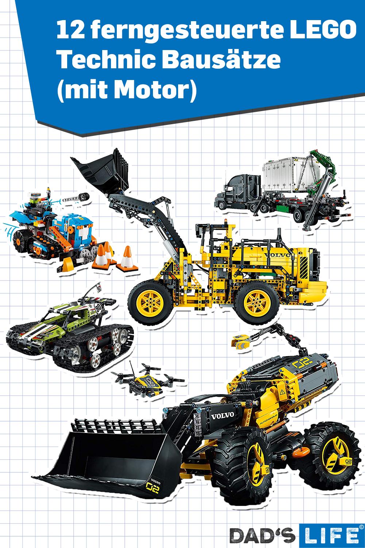 Lego Technic Ferngesteuert