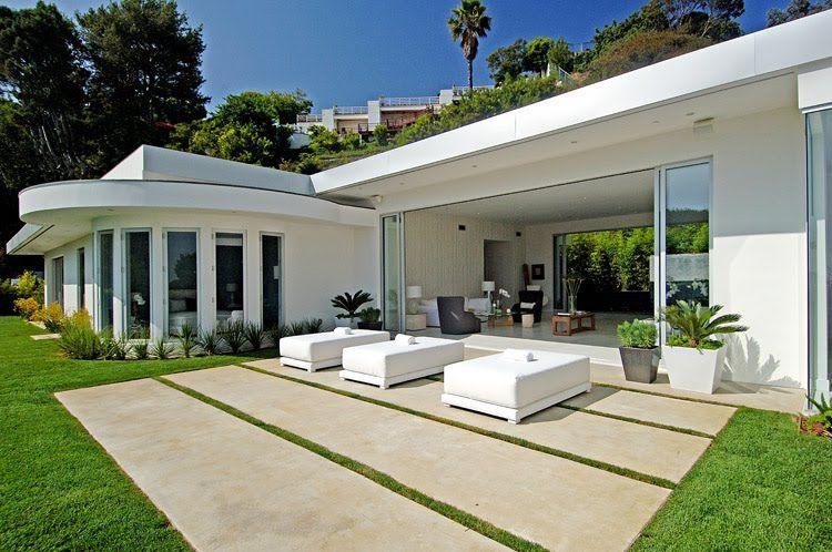Modern Outdoor Clean Patios