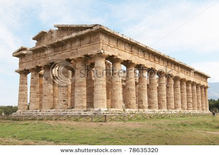 Origins Of The Greek Temple Temple Of Hera Ii Isle Of Samos Greece Ca 725 B C Grecia Antigua Fotos Italia