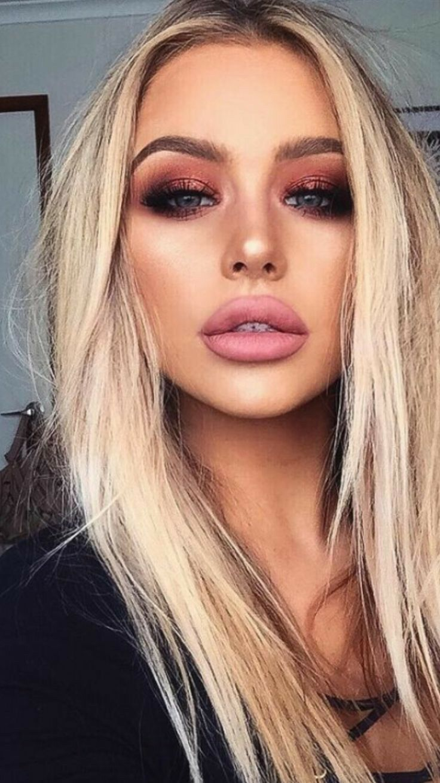 Pin by KingOfTheNorth on Beautiful girl Mac makeup looks