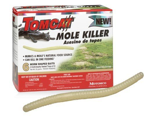 Tomcat 100 34300 3 6 Count Mole Worm Formula By