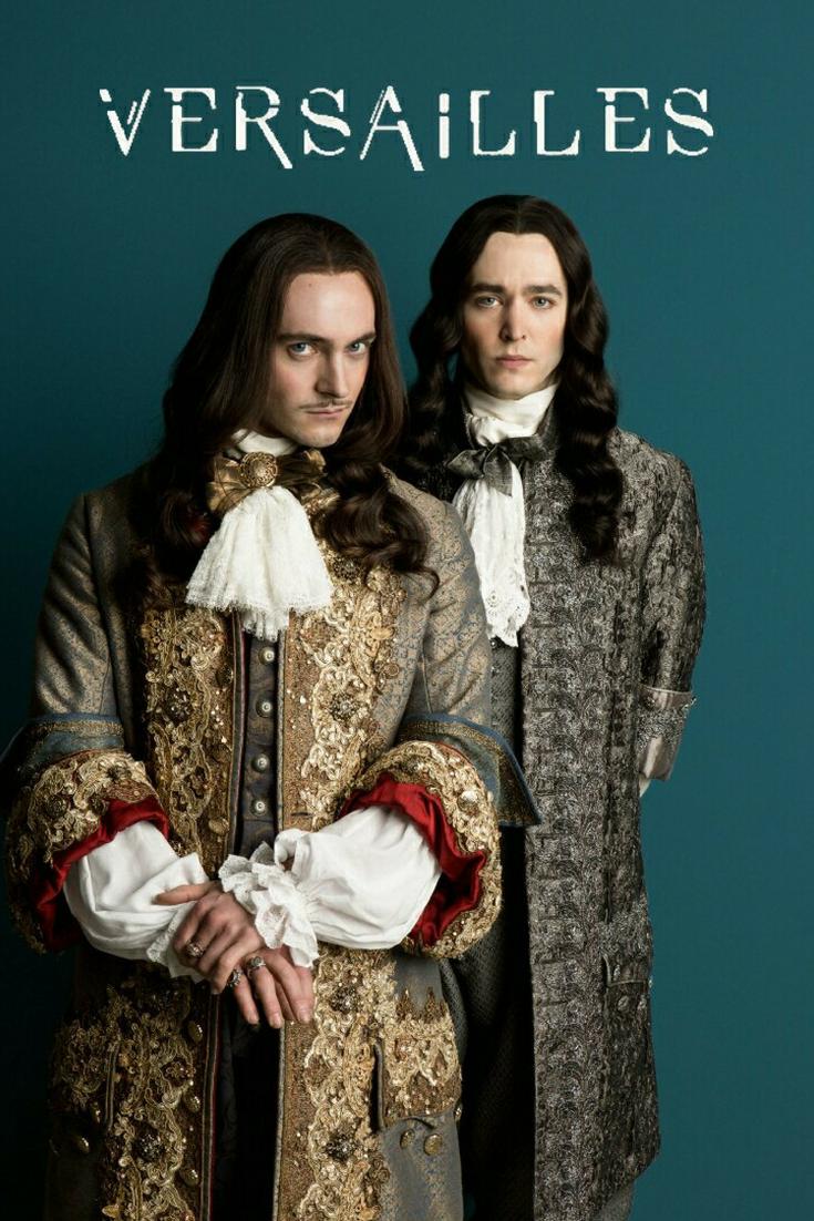 Hablando en serie: Versailles (con imágenes) | George blagden ...
