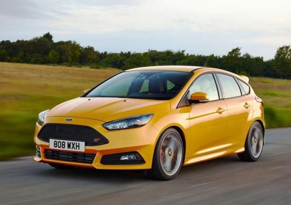 2015 Ford Focus St Review Detail With Official Images Mobil