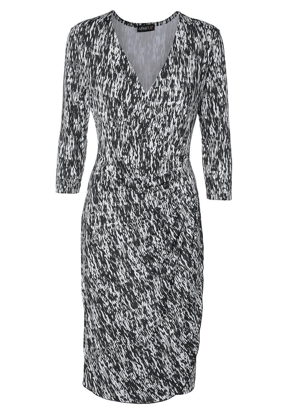 apart jerseykleid online kaufen | otto | kleider, wolle