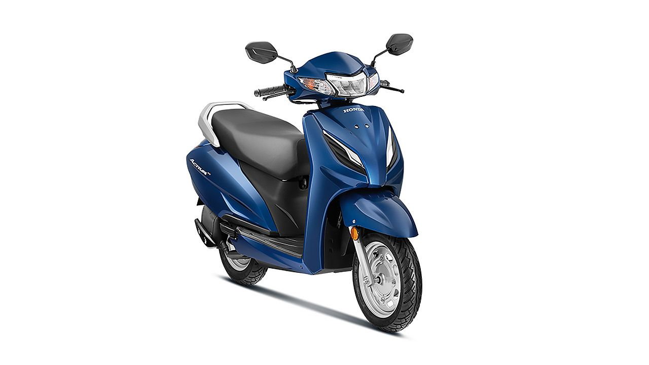 Honda Launches Bsvi Compliant Activa 6g In India Starting At Rs