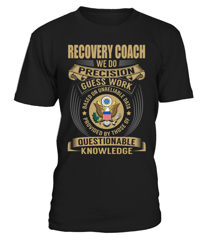 Recovery Coach - We Do Precision Guess Work