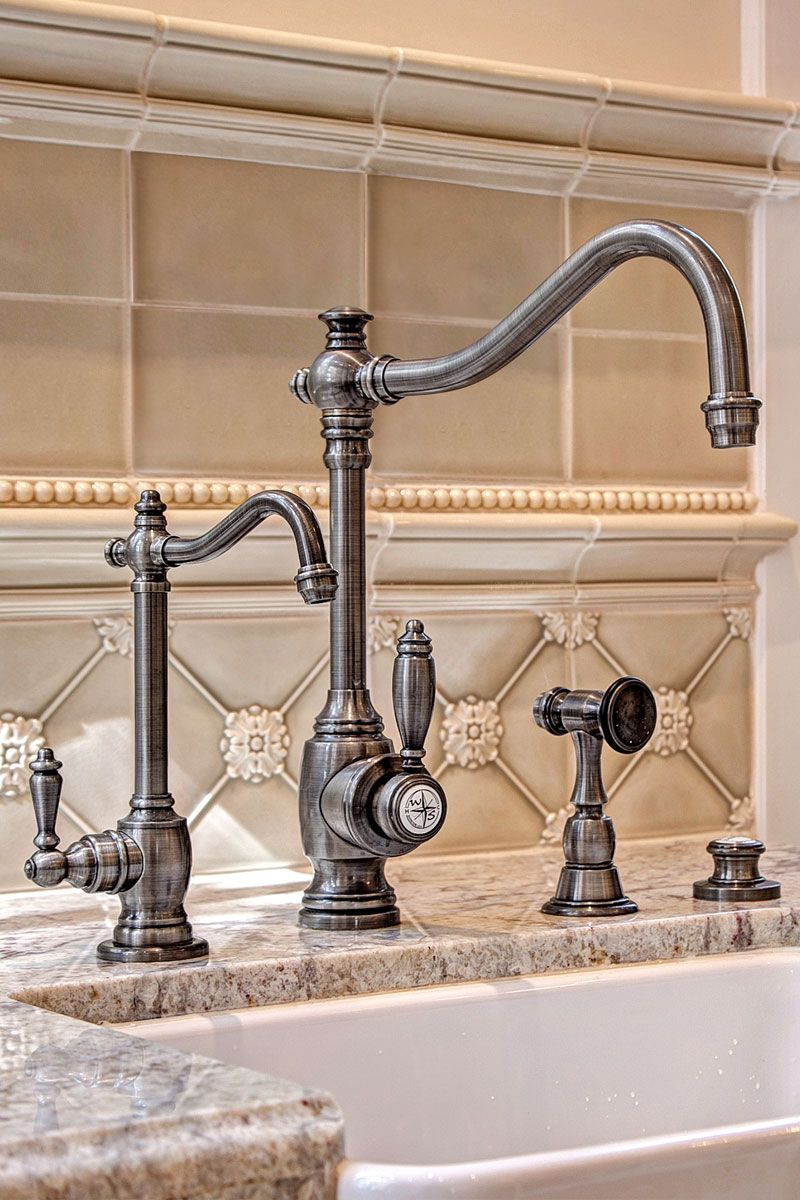 American Kitchen Faucet Manufacturer Creating Luxury Kitchen