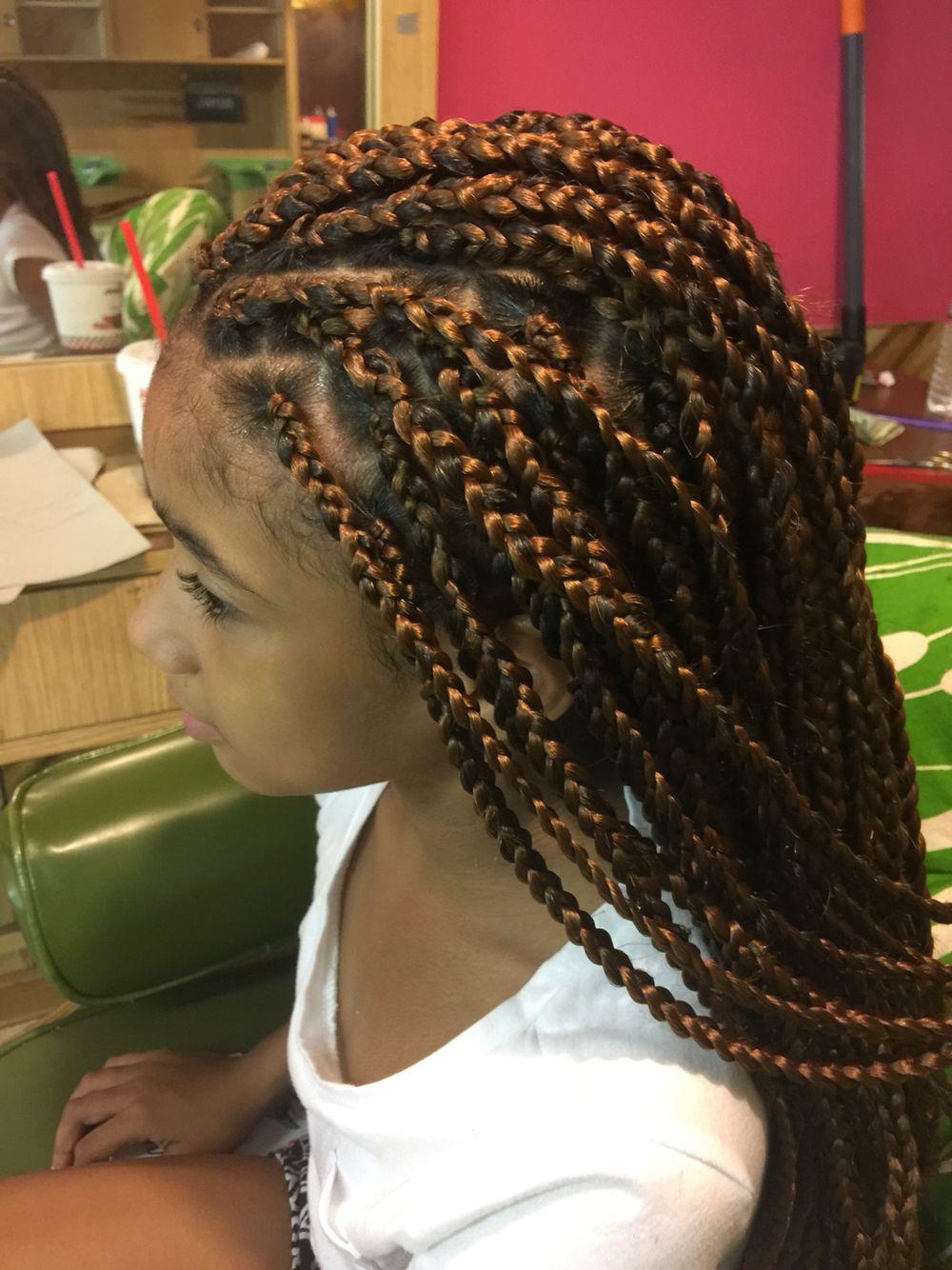 Box Braids 80 Columbus Ohio 330 888 3934 Natural Hair Styles Natural Hair Updo Box Braids