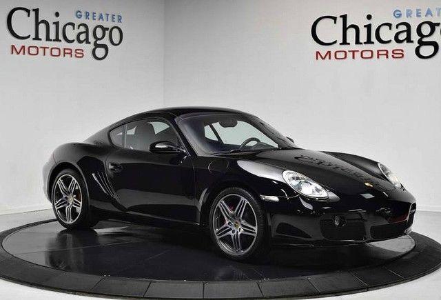 2006 Porsche Cayman S Hatchback 2 Door 2006 Porsche S 2006 Porsche Cayman S Luxury Cars For Sale Porsche