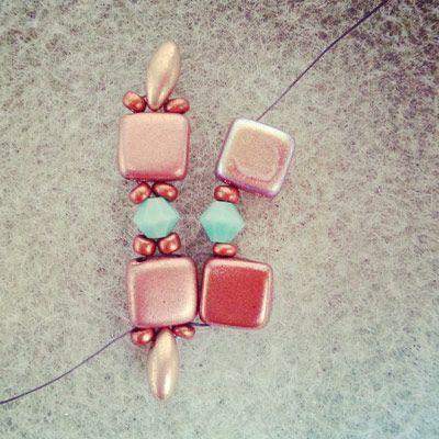 Bracelet Tile Beads | MatièrePremière