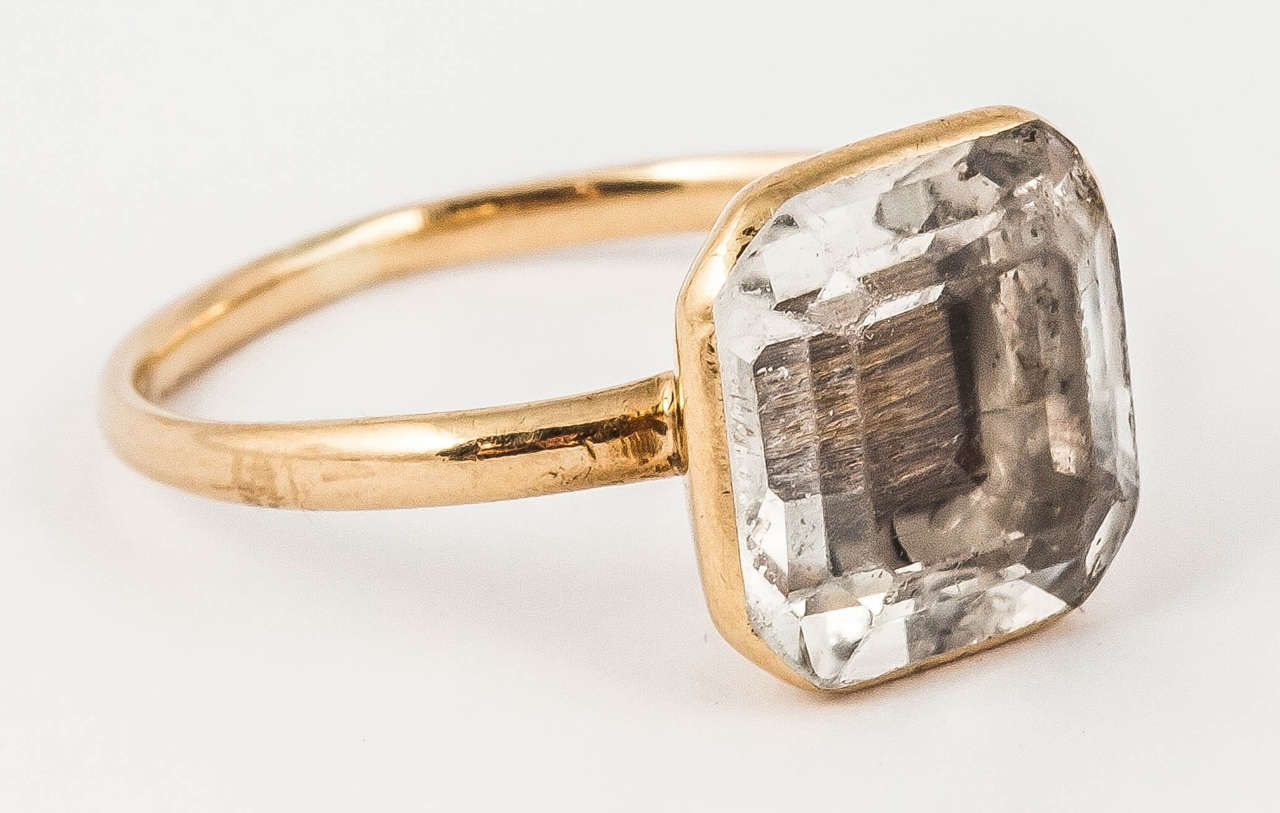 a early crystal stuart rings gold pin wedding from ring unique century
